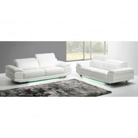 Conjunto sofá 3+2 Dennis